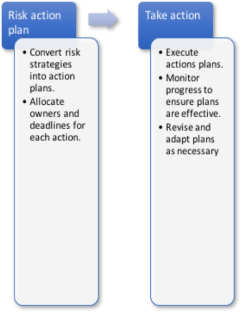 Risk address plan-action