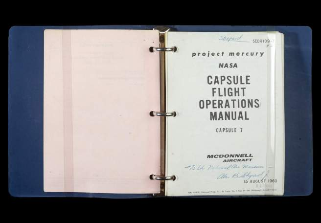 Nasa flight manual
