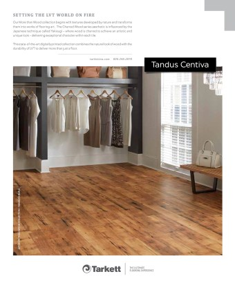 design: retail More Than Wood ad