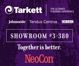 Digital ad for NeoCon