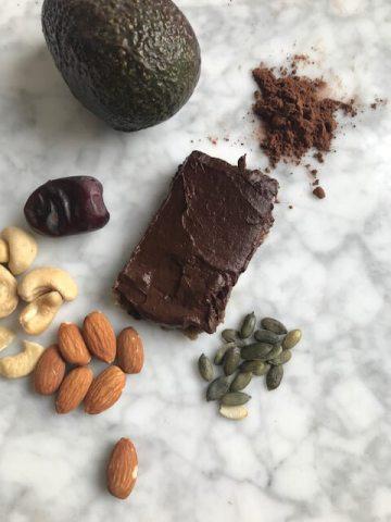 antiinflammatorisk chokladkaka till efterrätt