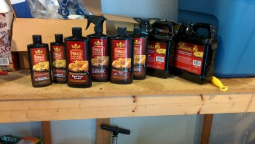 Pinnacle Detailing Products