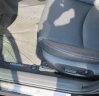 Mazda-3 Closeup Interior Driver Side
