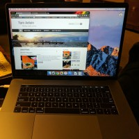 MacBook Pro 2016 Reaction and Setup