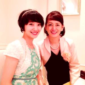 波瑠の母親は韓国人