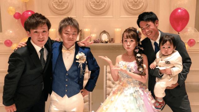 あやなんと東海オンエアしばゆーの結婚式はいつ?