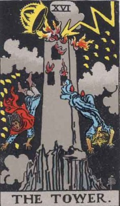 RWS_Tarot_16_Tower