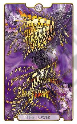 Zach Wong Tower card