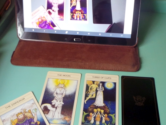 Keeping records tarot