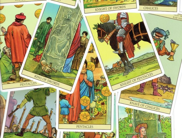 Why I Won't Interpret Your Tarot Cards - Tarot Study