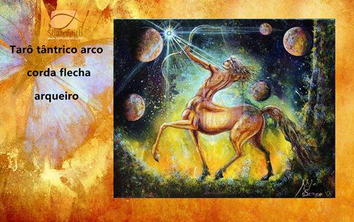 O Arco É O Corpo A Corda É A Mente A Flecha É A Consciência
