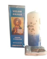 Velón preparado Oxalá