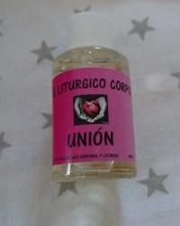Aceite para la unión
