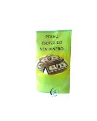 Polvos Esotéricos ven dinero