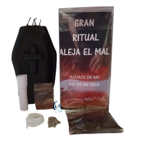 Ritual para alejar el mal