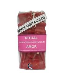 Ritual vence obstáculos en el amor