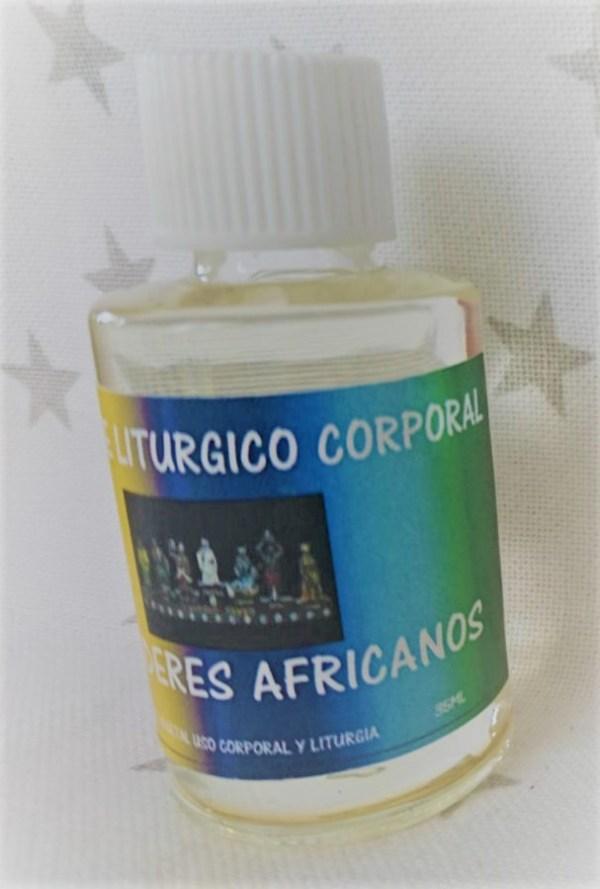 Aceite 7 poderes africanos