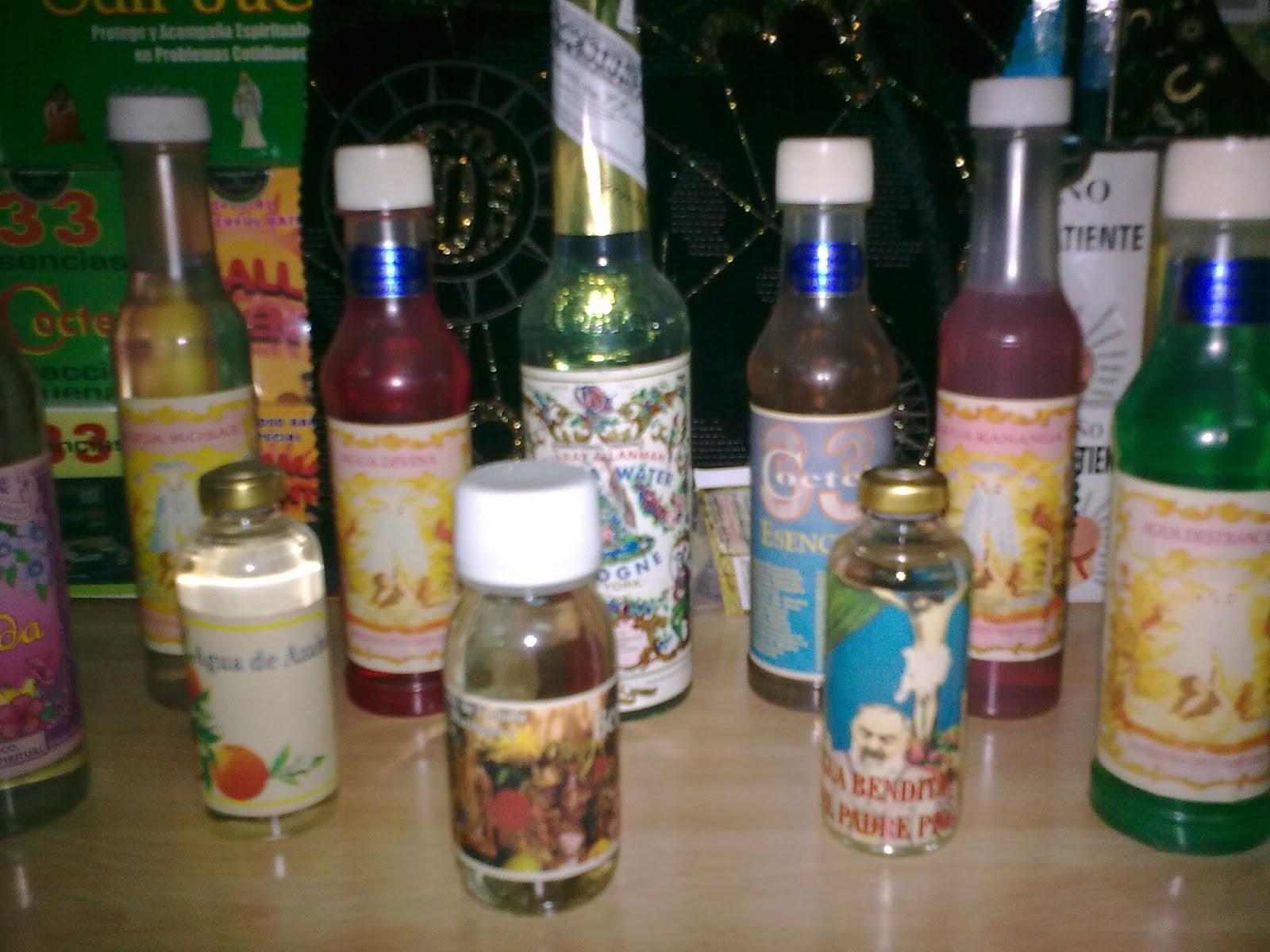 Aguas y extractos