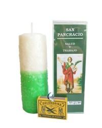 Velón preparado San Pancracio