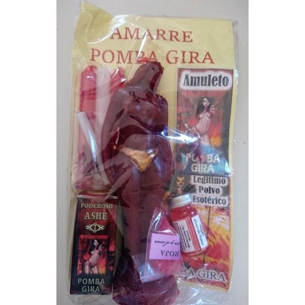 Ritual Pomba Gira