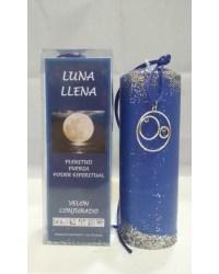 Velón preparado Luna Llena