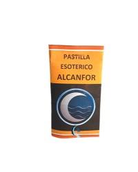 Alcanfor esotérico en polvo o pastilla