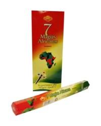 Incienso 7 Magias Africanas SAC