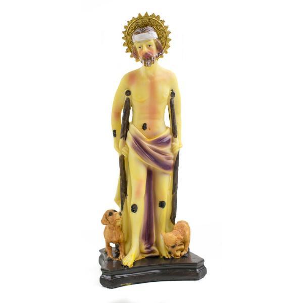 Figura de San Lázaro