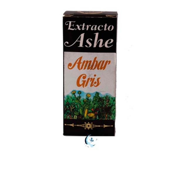 Extracto Ashe ámbar gris