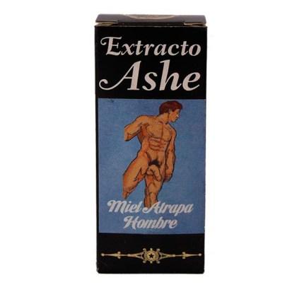 Extracto Ashe miel atrapa hombre