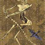 13 Death The Medieval Scapini Tarot
