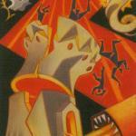 Liber T Tarot deck