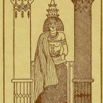 2 II – The Gate of the Sanctuary The Egyptian Tarot