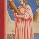 34 Queen of Wands The Giotto Tarot deck by Guido Zibordi Marchesi