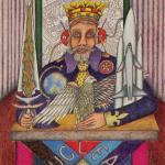 63 King of Swords The New Age Tarot Neuzeit Tarot Walter Wegmüller