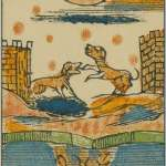 Ancient Tarot of Bologna 19