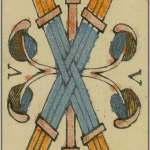 Ancient Tarot of Bologna 24