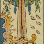 Ancient Tarot of Bologna 38