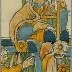 Ancient Tarot of Bologna 6