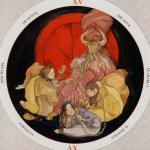 Circle of Life Tarot 15