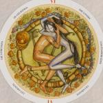 Circle of Life Tarot deck