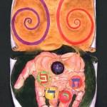 Kabbalistic Visions Tarot deck