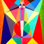 Michaël Bellon's Tarot 11 Strength