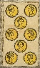 The Minchiate Tarot deck