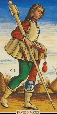 Sola-Busca Tarot deck