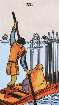 The Rider-Waite-Smith Tarot deck