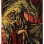 Dragon Tarot by Alecan