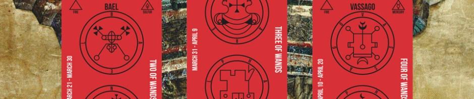 Tarot of the Seals 2019