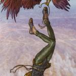 Universal Fantasy Tarot 12