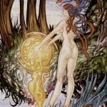 Universal Fantasy Tarot 17